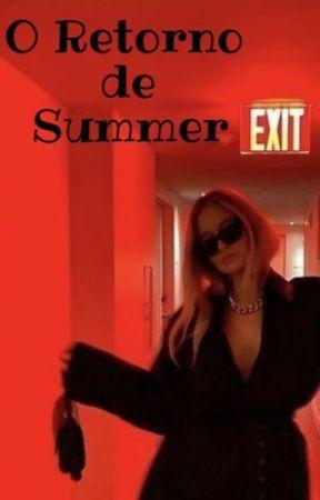 O Retorno de Summer by _nanda_zoldyck_