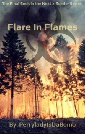 The Maze Runner -Flare In Flames-  Newt X Reader  by PerryladyIsDaBomb