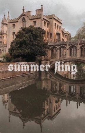 summer fling - ron weasley by liloveshp