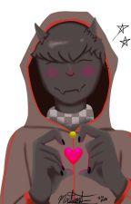My Secret Demon Boy by OzcallJ