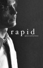 rapid | spencer reid fiction by kittygraygubler