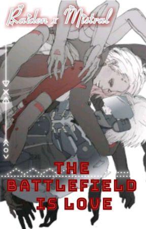 The Battlefield Is Love ∘˚˳°✧Raiden y Mistral✧∘˚˳° Metal Gear Rising Revengeance by LinkMarFisher