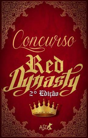 Concurso Red Dynasty | 2° Edição by Concurso_RedDynasty