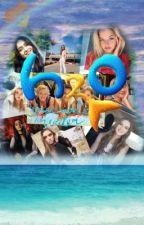 H2O Meninas Sereias (Now United) by AnaJulism
