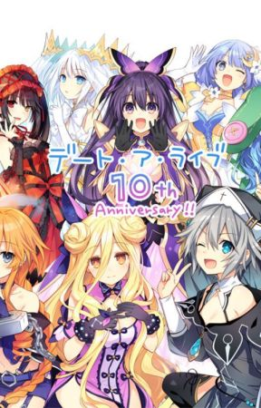 A Never-Ending Story (Date a live x Male Reader) by MyojoRyu