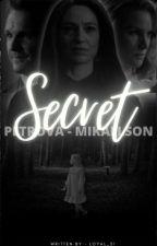 Secret Petrova-Mikaelson by shanelBUENO