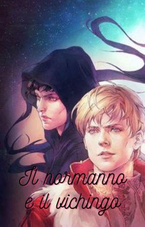 Il normanno e il vichingo- Tematica gay by Atena2602