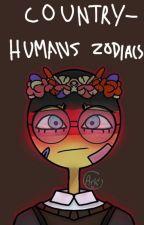 Countryhumans Zodiacs :D by IhateOnions-