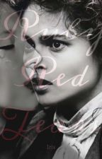 Ruby Red Tears (Bellatrix Lestrange) by darkacademia-queer