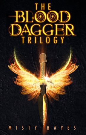 The Blood Dagger Trilogy Boxset: The Complete Series by MistyHayesWriter