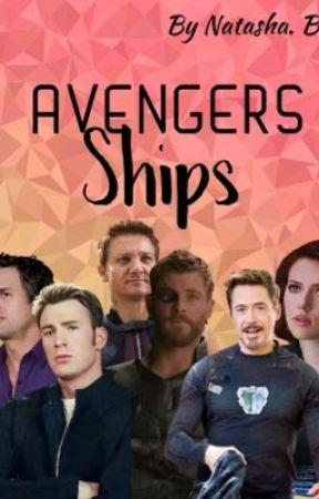 Avengers Ships by nbarnes12