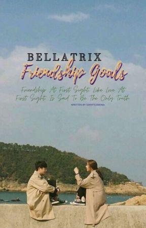 Kisah Si Bintang Bellatrix by sweetlemona