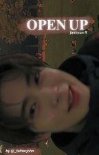 OPEN UP ; jaehyun x reader ミ by _fatherjohn
