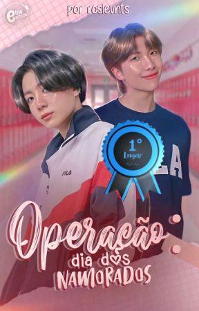 Operação: Dia dos Namorados ◍ Jeon Jungkook by rosievnts