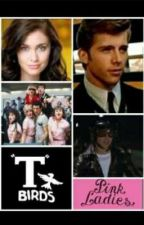 Who's That Cool Rider?. | Grease 2 fanfiction by Marilyn_J2M