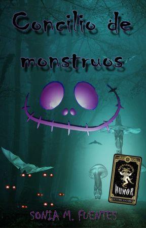 Concilio de monstruos by SonFuentes