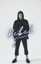 rebel | leah clearwater by kirapaynex