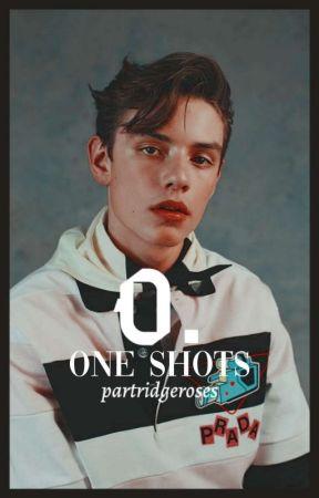 One Shots » Louis Partridge by partridgeroses