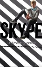 Skype 》Thomas Brodie-Sangster by AuthorOfThisBook