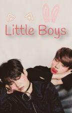 Little Boys (yoon/kook agere) by softlilwonu