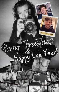 Harry Threestmas and Happy Lou Year! cover