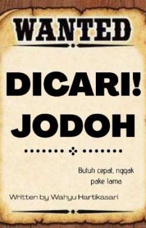 Dicari! Jodoh by wahyuhartikasari