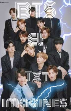 BTS & TXT Imagines  by xxx_mypowerhope_xxx