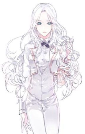 White Haired Storm by Slytherin_Qu33n