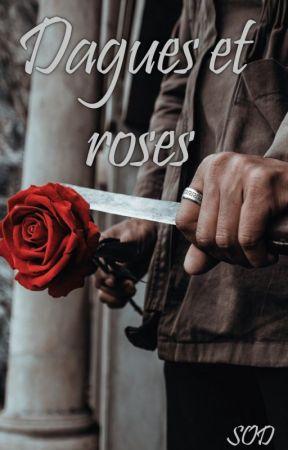 Dagues et roses by SkyOfDust
