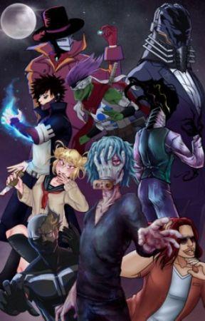 Napjaim a Gonoszok Ligájánál by _Akira___