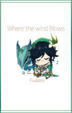 Where the wind Blows || Venti \\ Barbatos by Fuukami