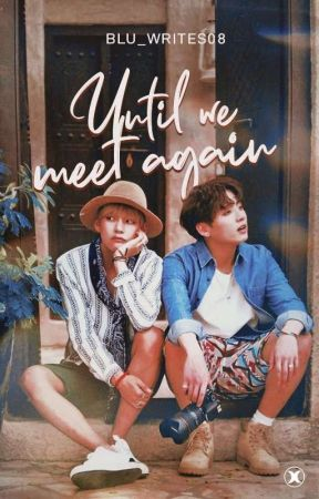 Until We Meet Again (TaeKook OneShot FanFiction) by Blu_writes08