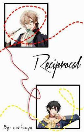 Reciprocal ✨ Saburo x Gentaro. by carisnya