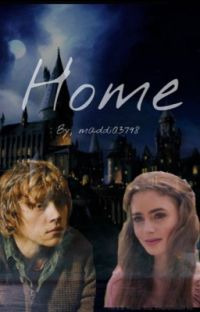 Home {Ron Weasley} cover