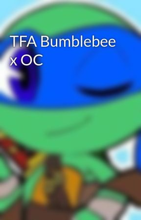 TFA Bumblebee x OC by MochiChan44