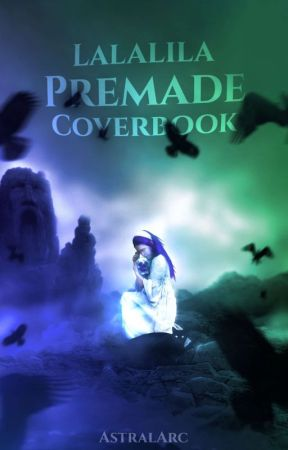Lalalila Premade Coverbook by AstralArc