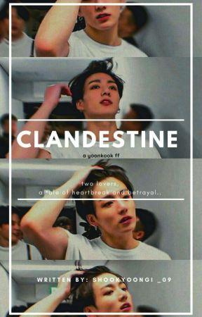 Clandestine  *yoonkook* by shookyoongi_09