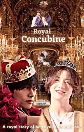 Royal Concubine (Taekook)  by Noorkook_