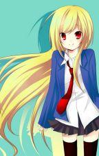 Bakugo's little sister 💜 by levistitann
