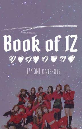 Book of IZ by Xx1355xX