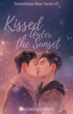 Kissed Under the Sunset (BxB) by angelwithsixwings
