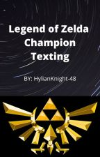 Breath of the Wild Champions Text by HylianKnight-48