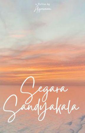 Segara Sandyakala. by algeevaran