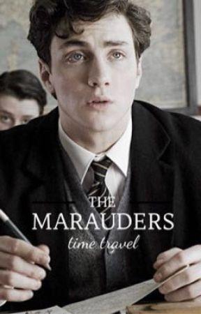 the marauders time travel  by elliehogwarts