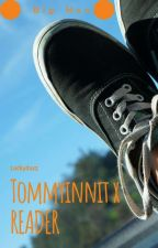 Tommyinnit x Reader: Big Man by luckydoc5