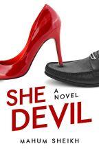 She-Devil by mahumwrites