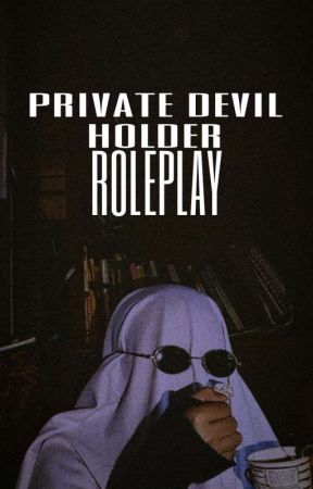 private devil holder; ROLEPLAY by nocna_kolibee