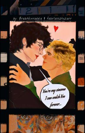 CINEMA (au! Reddie) by breathinreddie