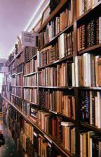 A Library Fling by sevsnapetales