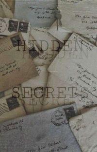 HIDDEN SECRETS                      {°JORDAN HUXHOLD°} cover